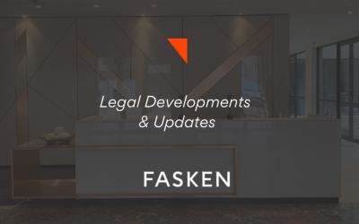 Fasken News